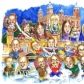 Corporate Caricature Christmas Card from Photos Tower of London Snowball Fight